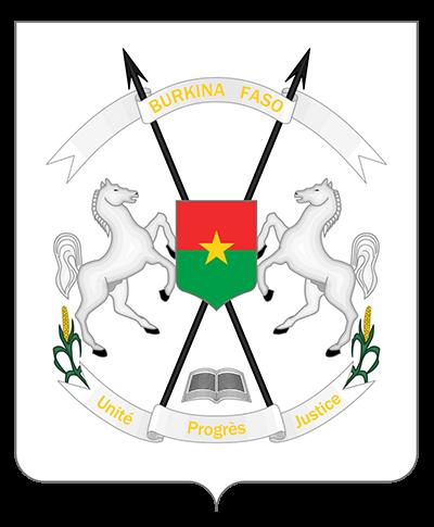 Armoirie du Burkina
